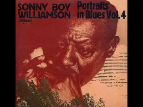 Sonny Boy Williamson II - The Sky Is Crying