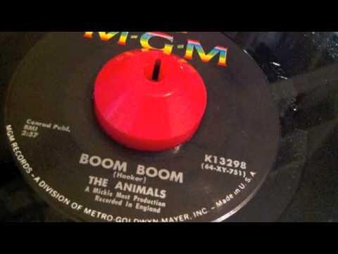 Boom Boom - The Animals