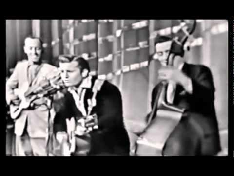 Johnny Burnette Trio-Train Kept A Rollin'
