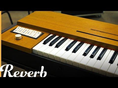 Hohner Clavinet D6   Reverb Demo Video