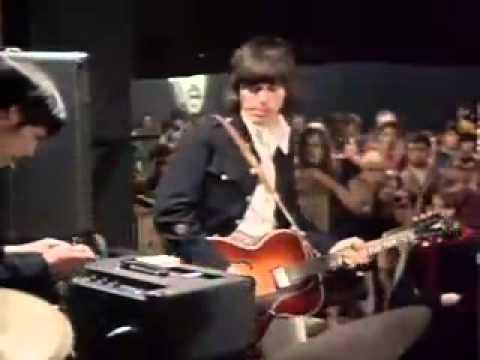 The Yardbirds - Stroll On (Blow Up movie)