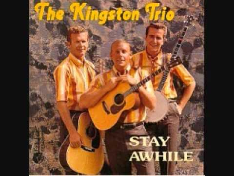 Kingston Trio-Bottle of Wine
