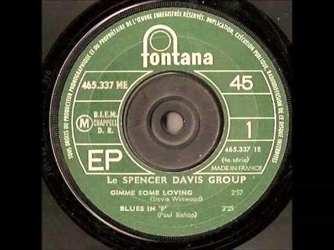 The Spencer Davis Group - Gimme Some Lovin'. Stereo
