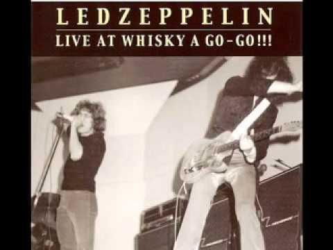 Led Zeppelin - The Train Kept A-Rollin' (Whisky A Go-Go 1969)